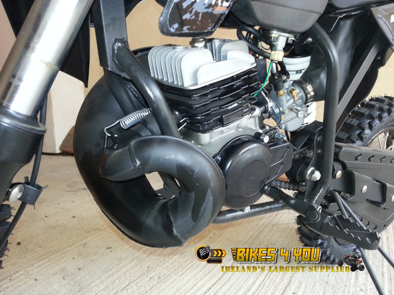 NRG50 Professional Dirt Bike - 9HP 2 Stroke 12K RPM Engine ...