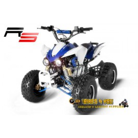 "Panthera 3G8 RS 125cc - 3 Speed Semi-Automatic + Reverse - 3x Hydraulic Disc Brakes - 8"" Wheels"