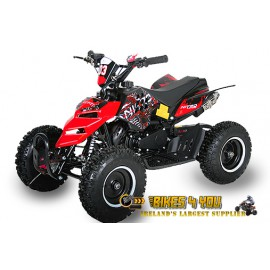 "Repti 50cc - Electric Start - Automatic - Remote Control - 6"" Wheels - Sport Brakes - Great Quality!"