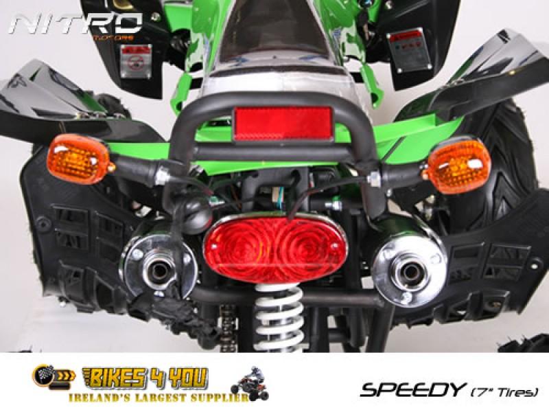 Quad Warrior 125cc Rg7 125cc Quad Automatic