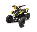 "Madox 50cc - Automatic - 6"" Wheels - Speed Restrictor - Disc Brakes - Kill Switch - New 2015 Design"
