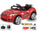 BMX Convertible-1 - 2 Seater -  6V 30W - MP3 - Remote Control
