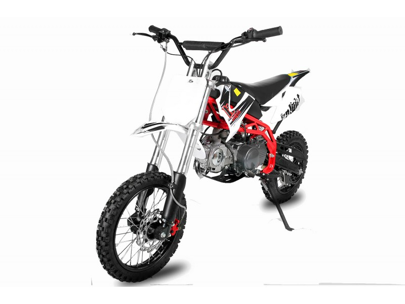 how to change gears on a dirt bike
