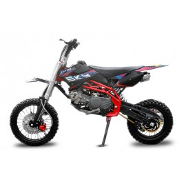 Sky 125cc Dirt Bike - 4 Stroke - 4 Gears Manual - Kick Start - Hydraulic Disc Brakes - Great Quality!