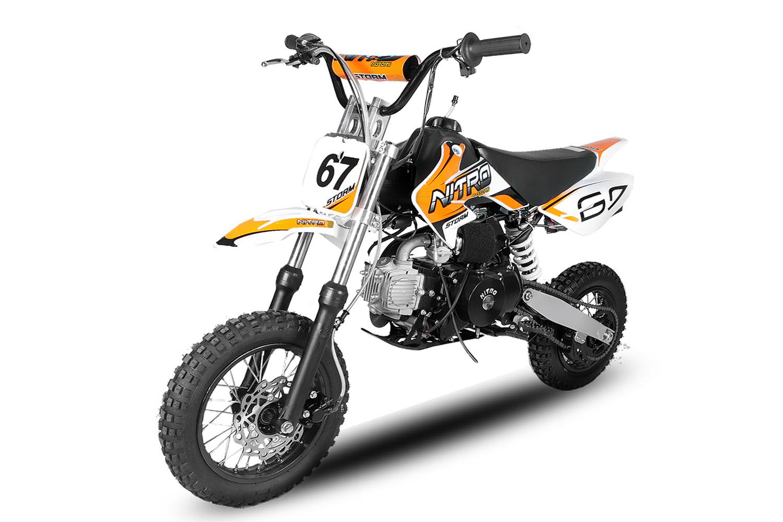 подростковый Кроссовый Мотоцикл #8