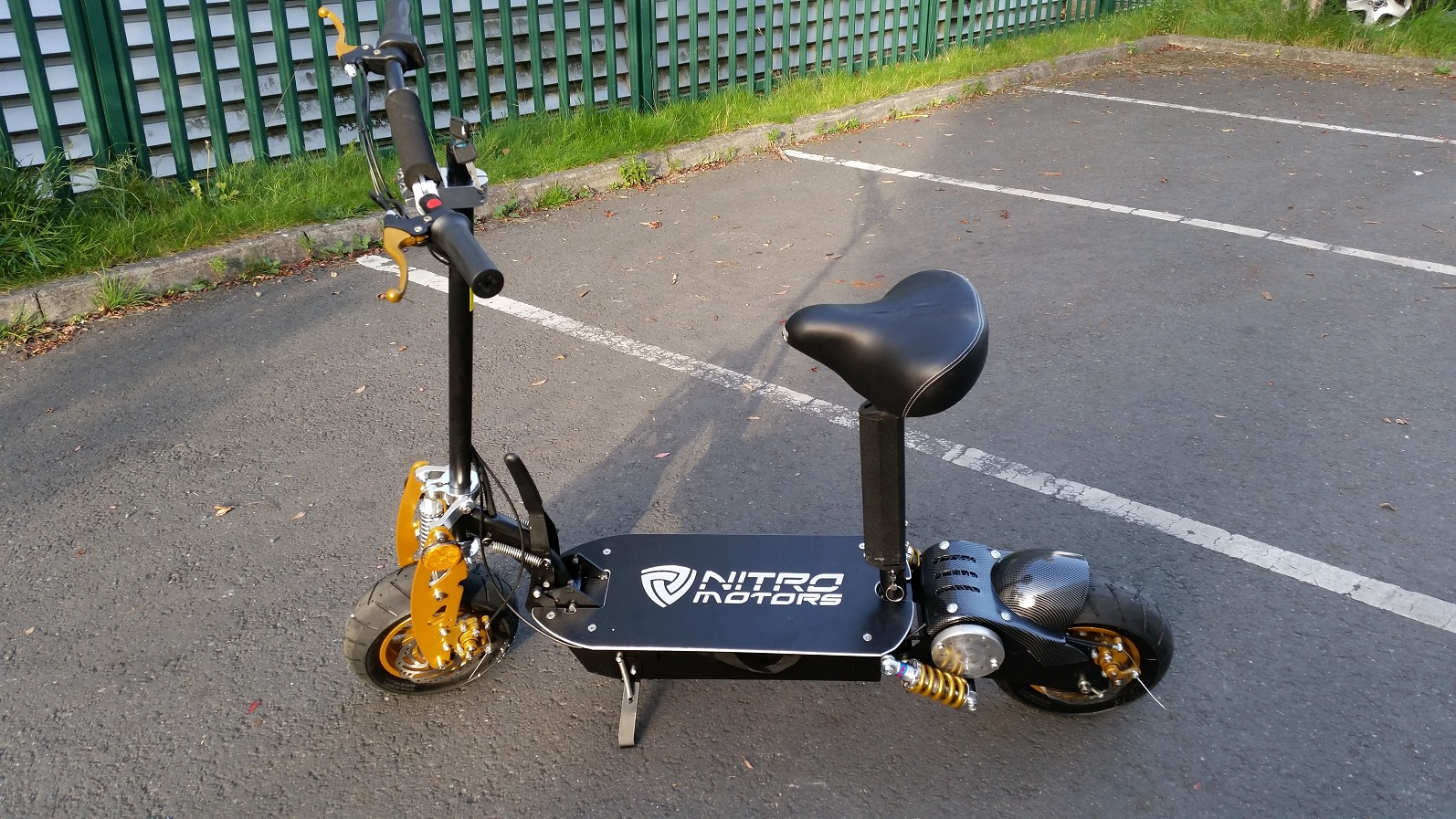 twister electric scooter 1000w 36v 3x12v batteries. Black Bedroom Furniture Sets. Home Design Ideas