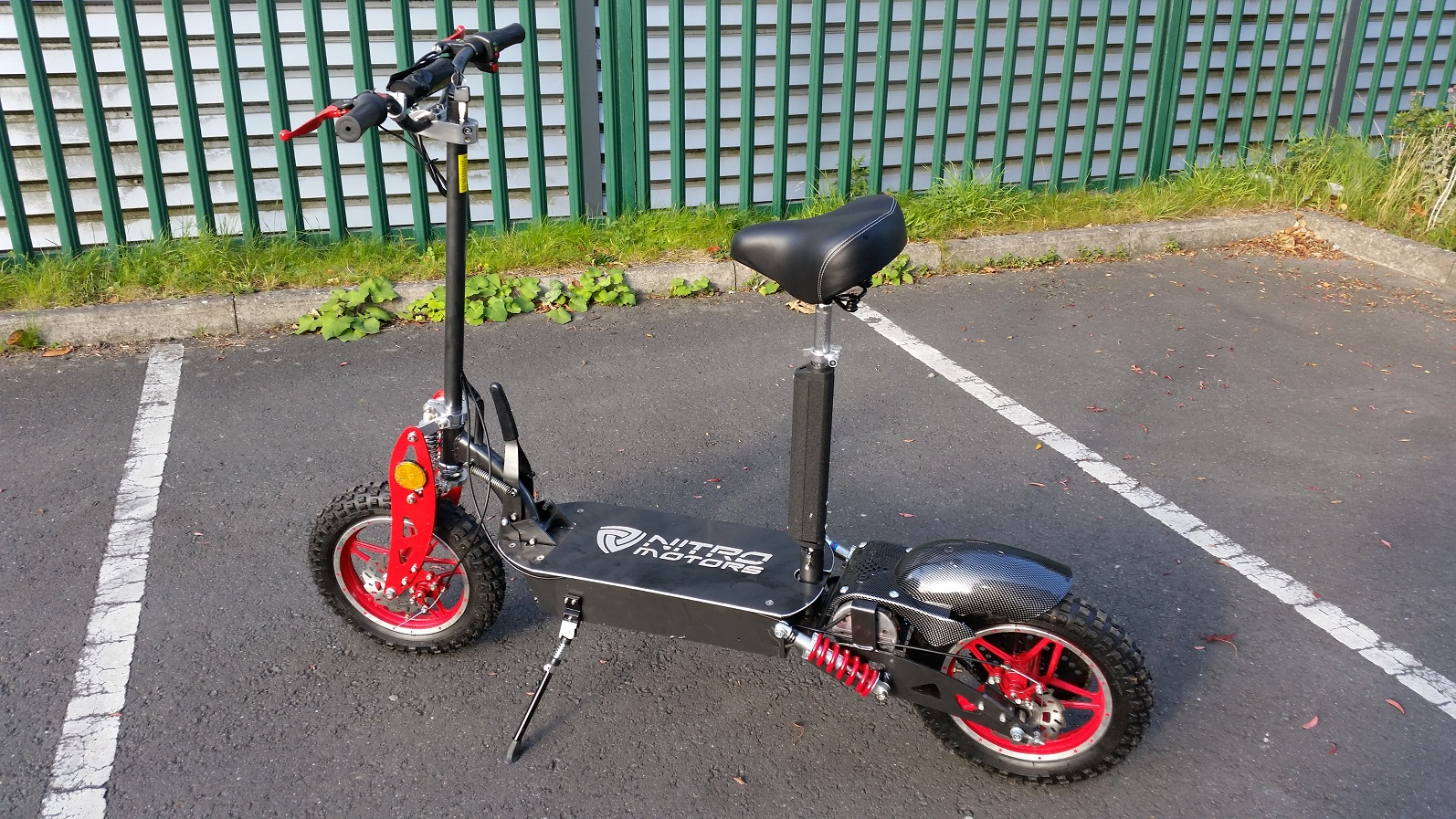 twister offroad electric scooter 1000w 48v 4x12v. Black Bedroom Furniture Sets. Home Design Ideas